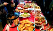 VSM Christmas Potluck, December 3rd, 5:00 PM