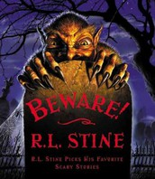 Beware! collected by R.L. Stine