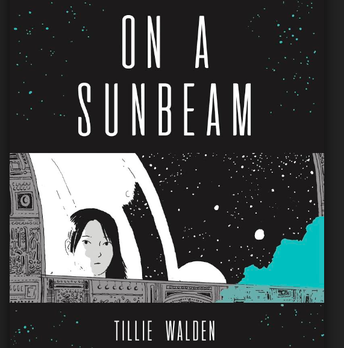 Author Visit October 4 - Lunch in the Library with Tillie Walden!