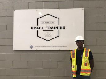 David Johnson Academy of Craft Training