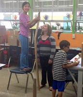 How Tall Did It Get?