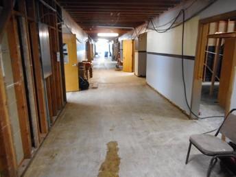 West Corridor