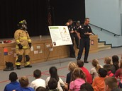 Thank you to the Leander Fire Dept.!
