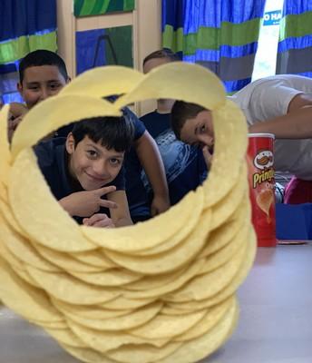 Pringle Ring Champs
