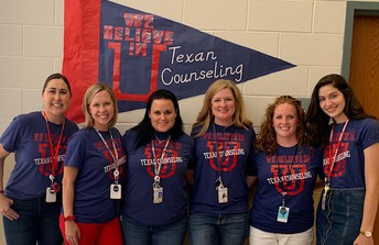 NHS Texan Counseling