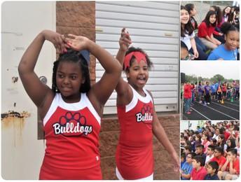 5th Grade STAAR Pep Rally