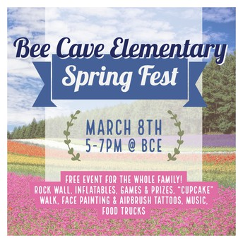 Spring Fest... This Friday!