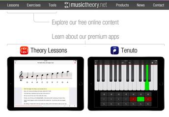 Music Theory Net