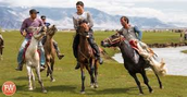 national sport goat grabbing