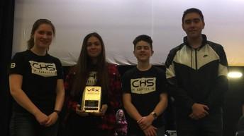 CHS robotics team continues to excel