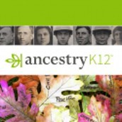 New Resource: AncestryK12.com  is Now Available on Campus