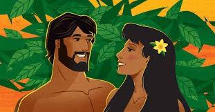 God Creates Adam and Eve