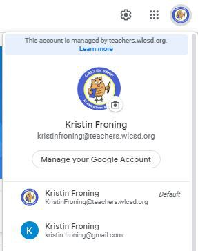 Accessing videos/attachments in Google classroom