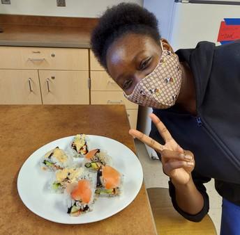 FACS Class Sushi