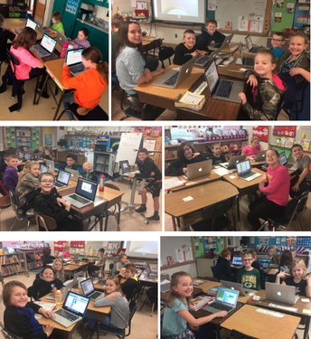 4th Grade Hour of Code