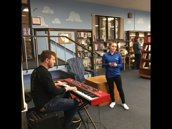 First Coffee House in the Library