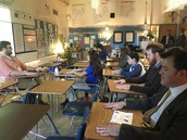 Mindfulness Tour at Webb Early College Prep