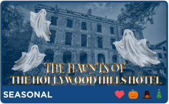 The Haunts of the Hollywood Hills Hotel