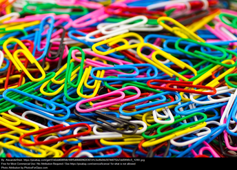 May 29th - National Paper Clip Day!