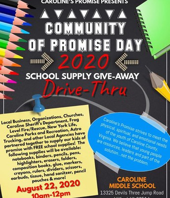 Annual Community of Promise Day