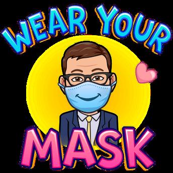 Executive Order- Face Mask