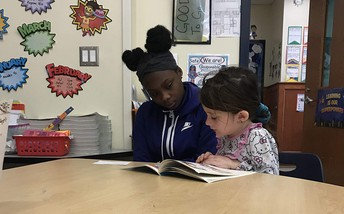 CBK's Project Lit Travels to Glenside Elementary to Share Love of Reading