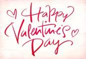 Valentine's Day Memo