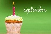 Franklin Faculty Birthdays-September