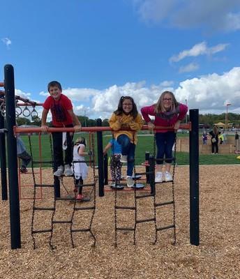 A Little Playground Fun