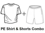 Physical Education Uniforms