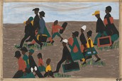 Jacob Lawrence's Migration Series