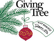Inaugural PKMS Giving Tree!