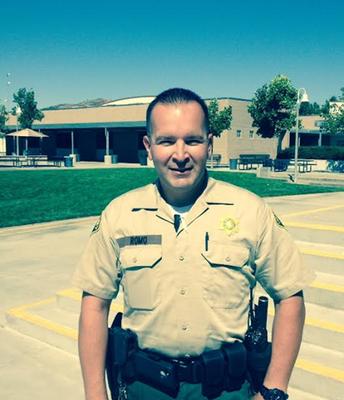 Thank you, Deputy Pete Romo