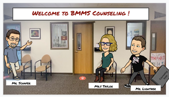 What Counselors do and how to contact us