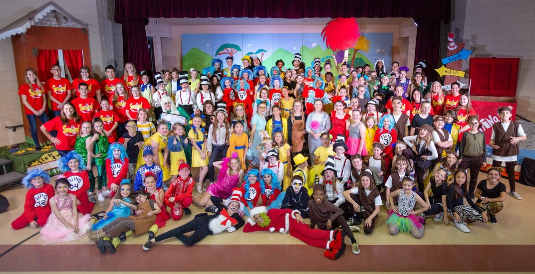 Haley Drama Club presents Seussical, Jr.