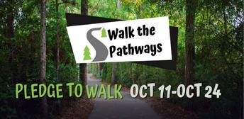 Walk the Pathways Event