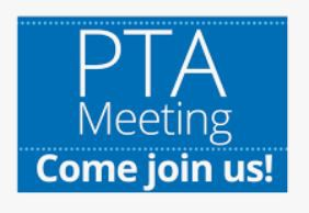 JOIN THE NEXT PTA MEETING FEB 9