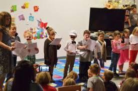 Grade 1 & 2  Readers Theatre