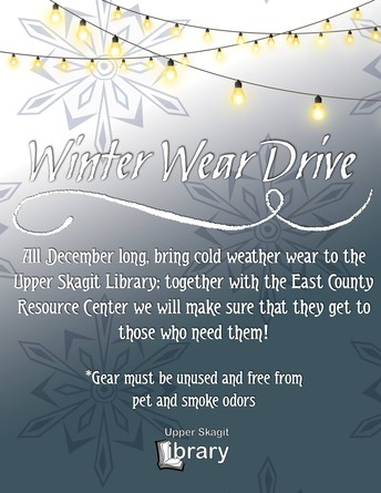 ...held a Winter Wear Drive!