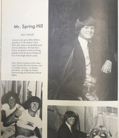 Billy Miller - Mr. Spring Hill