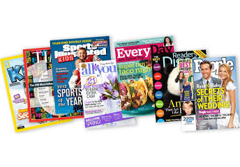 LOVE TO SHOP ONLINE?  MAGAZINE SALES IS MORE THAN JUST MAGAZINES!