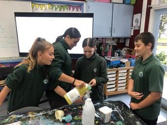 Volcanoes 101 Experiment