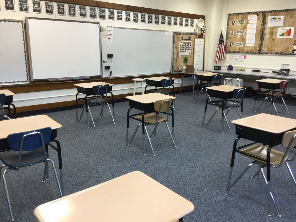 Mrs. Her's 5th Grade Classroom