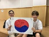 Creating Dalton Cup Team Flags