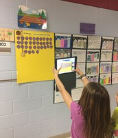 Griep's Campers Learn Cause and Effect Via iPad