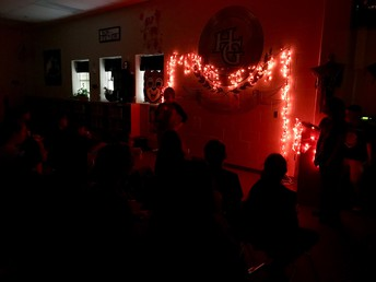 Creepy Cafe Was A Hit!