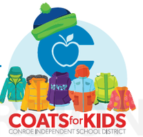 CISD Police Department's Coats for Kids Drive