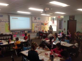 Mrs. Brener's 2nd Grade Class