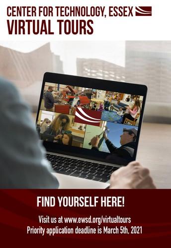 Check out CTE's Virtual Program Tours!!
