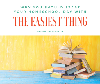 WHY YOU SHOULD START YOUR DAY WITH THE EASIEST THING